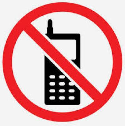 ملک کے مختلف شہروں میں محرم الحرام کے جلوسوں کی سیکیورٹی کیلئے موبائل فون سروس معطل