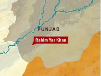 رحیم یار خان ، قومی شاہراہ پر مسافر ویگن درخت سے ٹکرا گئی حادثے کے نتیجے میں 3افراد جاں بحق اور3 زخمی ہو گئے