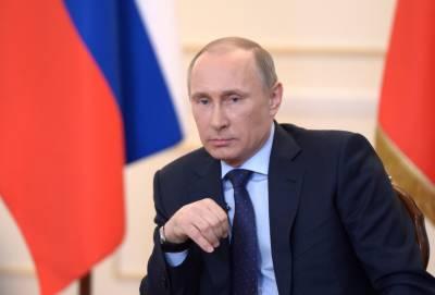 روسی صدر ولادی میر پیوٹن نے فرانس کا دورہ موخر کر دیا