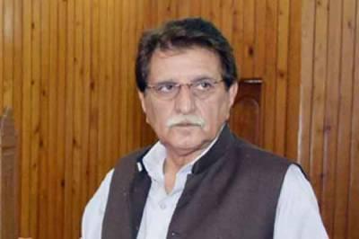 . وزیراعظم آزاد کشمیر نے حریت رہنما یاسین ملک کی غیر قانونی گرفتاری پر اقوام متحدہ کو خط لکھ دیا