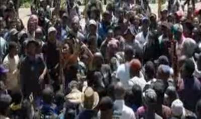 southافریقہ کے شہر جوہانسبرگ میں وِٹس یونیورسٹی کے طلبا کا مفت تعلیم کے حق میں مظاہروں کا سسلسلہ جاری ہے