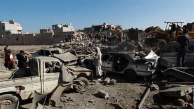 اتحادی فوج نے اعتراف کیا ہے کہ یمن میں جنازگاہ پر حملہ غلط معلومات کی بنیاد پر ہوا