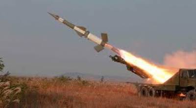 امریکا نے دعویٰ کیا شمالی کوریا کی جانب سے بیلسٹک میزائل کا تجربہ ناکام ہو گیا