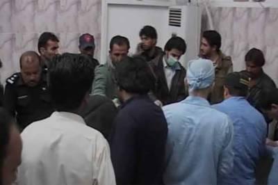 ...کوئٹہ میں مسلح افراد کی گھر میں فائرنگ سے تین افراد جاں بحق اور دو زخمی