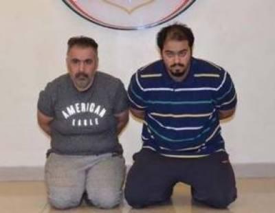 منشیات کے دھندے میں ملوث کویتی اداکار ساتھی سمیت گرفتار