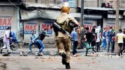 مقبوضہ جموں و کشمیر میں بھارتی فوج کی جابرانہ اور انسانیت سے گری کارروائیوں کا سلسلہ تم نہ سکا