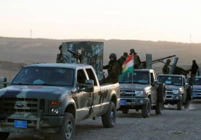 عراقی شہر کیراہ میں فورسز کے کنٹرول کے بعد لوگوں کی واپسی شروع ہو گئی