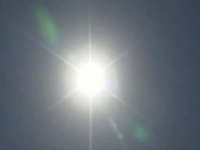 آئندہ چوبیس گھنٹے کے دوران ملک کے بیشتر علاقوں میں موسم خشک اور میدانی علاقوں میں گرم رہے گا