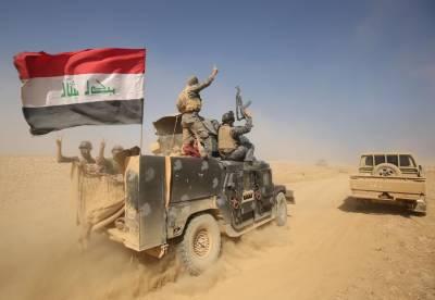 عراقی سکیورٹی فورسز کا موصل سے داعش کا قبضہ چھڑانے کیلئے آپریشن جاری، فورسز نے ضلع ہمدانیہ پرقبضہ کرلیا