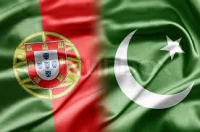پاکستان اور پرتگال کے مابین تجارت کا حجم انتہائی کم ہے، بڑھائیں گے