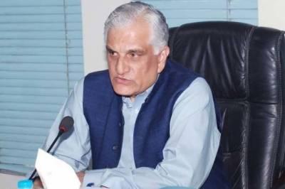 موسمیاتی تبدیلیوں کے باعث پاکستان کو سب سے زیادہ قدرتی آفات کا سامنا ہے : وفاقی وزیرماحولیات زاہد حامد