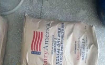 چشتیاں میں ضلعی انتظامیہ نے جعلی دودھ بنانے والی فیکٹری پر چھاپہ مار کر متعدد افراد کو گرفتار کرلیا