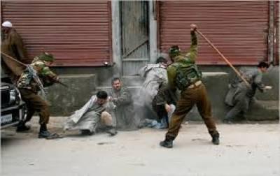 کپواڑا میں بھارتی فوج نے دہشتگردی کا الزام عائد کرتے ہوئے ایک اور کشمیری نوجوان کو شہید کردیا