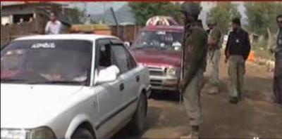 چارسدہ میں موٹر سائیکل سواروں کی فائرنگ سے سب انسپکٹر جاں بحق ہوگیا جبکہ بنوں میں دو خواتین کی لاشیں ملی ہیں