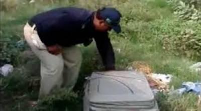 لاہور کے علاقے کوٹ لکھپت سے نامعلوم شخص کی چار روز پرانی لاش ملی ہے