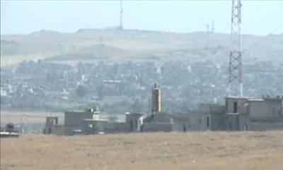 عراق کے شہر موصل میں حکومتی فورسز کی پیش قدمی جاری ہے
