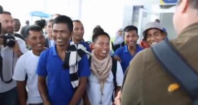 صومالی قزاقوں نے چھبیس ایشیائی ماہی گیروں کو پانچ سال بعد رہا کردیا