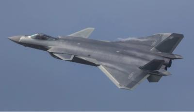 چین نے اپنا نیا جدید ترین جنگی طیارہ متعارف کرادیا