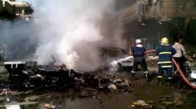 عراق کے شہر ہویِجا میں سڑک کنارے بم پھٹنے سے12افراد ہلاک