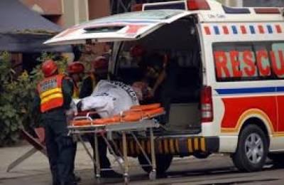 سیالکوٹ میں زیرتعمیر پلازہ گرنے سے دو مزدور جاں بحق اور دو زخمی ہوگئے