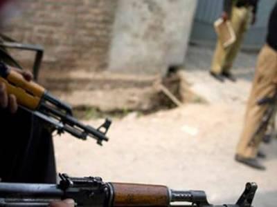 پشاور: سرچ آپریشن، اشتہاری سمیت31 مشتبہ افراد گرفتار