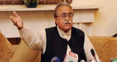 خواجہ سعد رفیق گندگی پر شہباز شریف کو لیکچر دیں۔ آلودگی اور گندگی کے باعث لاہوریوں کی زندگی اجیرن ہو گئی :مولا بخش چانڈیو