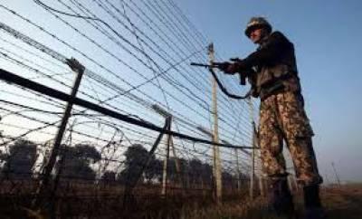 آئی ایس پی آر کے مطابق لائن آف کنٹرول پر بھارتی فورسز کی بلا اشتعال فائرنگ اور گولہ باری کا سلسلہ بدھ کے روز بھی جاری رہا