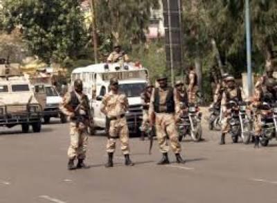 سندھ رینجرز:کراچی کے شہری کسی تنظیم یا ادارے کو عطیات دیتے ہوئے تسلی کر لیں کہ ان کی رقم جرائم پیشہ مقاصد کے لیے تو استعمال نہیں ہو رہی