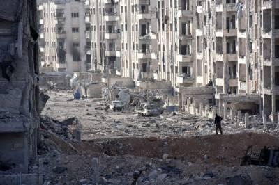 شام میں رقہ کے قریب امریکا اور اتحادی افواج کی فضائی کارروائی،20 شہری ہلاک،متعدد زخمی۔
