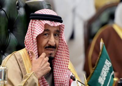 امریکا کے ساتھ تاریخی تعلقات میں بہتری کی توقع ہے۔ سعودی فرماں رواکی ڈونلڈ ٹرمپ کو مبارک باد