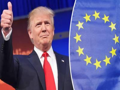 ٹرمپ کی کامیابی کے بعد یورپی وزرائے خارجہ کا خصوصی اجلاس 13 نومبر کوطلب