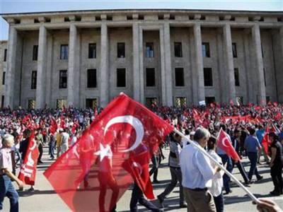 ترکی میں جنگی جرائم کی عدالت کا جج گرفتار