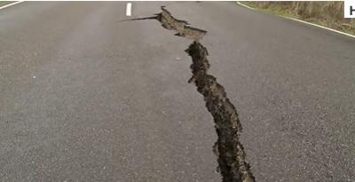 نیوزی لینڈ کے جنوبی جزیرے میں چھے اعشاریہ ایک شدت کے ایک اور زلزلے نےعمارتوں کوپھرہلا کر رکھ دیا