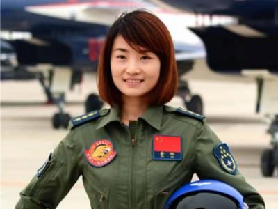 چین کی لڑاکا طیارے اڑانےوالی خاتون پائلٹ حادثے میں ہلاک