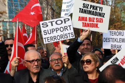 ترک حکومت نےنیوی کے291 اہلکارمعطل کردئیے،آپریشن میں100دہشت گردوں کی ہلاکت کا دعویٰ