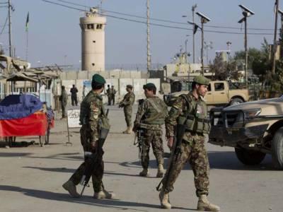 افغانستان: امریکی سفارتخانے کو سیکیورٹی وجوہات کی بنا پرعارضی طور پر بند کردیا گیا۔