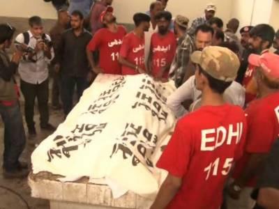 کراچی سول ہسپتال, سانحہ شاہ نورانی کے بیس سےزائد زخمی زیر علاج، جاں بحق تیس افراد کی لاشیں ورثا کے حوالے کر دی گئیں۔
