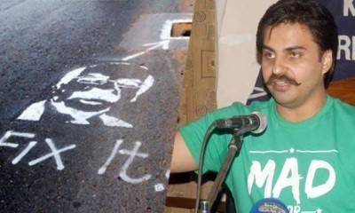 کراچی کی مقامی عدالت نے فکس اٹ مہم چلانے والے عالمگیر خان اور ان کے ڈرائیور کو بری کردیا