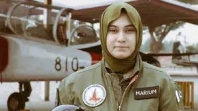 پاکستان کی پہلی خاتون پائلٹ مریم مختار کی برسی آج منائی جائے گی