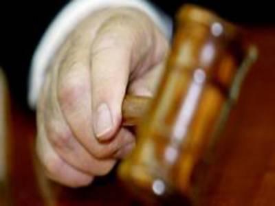اسلام آباد:مقامی عدالت نے دوران ڈکيتی بيٹےکوقتل اور والد کوزخمی کرنے والے2 مجرموں کو سزائے موت سنا دی۔