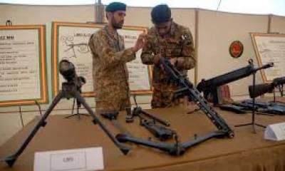 عالمی دفاعی نمائش آئیڈیاز دوہزار سولہ میں پاکستان کے 15 ممالک کے ساتھ دفاعی معاہدے طے پا گئے