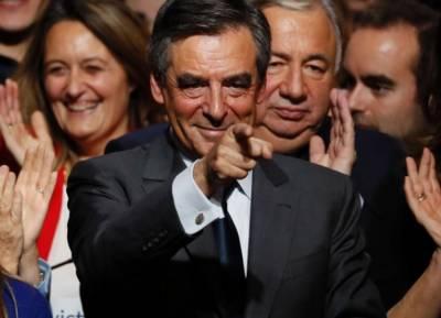 فرانس:ری پبلکن پارٹی کے پرائمری انتخابات میں سابق وزیر اعظم فرانسس فلن کامیاب