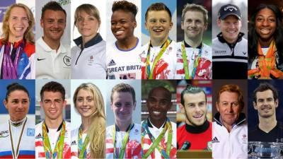 سپورٹس پرسنیلٹی آف دی ایئرایوارڈ کیلئے سولہ کھلاڑیوں کے ناموں کا اعلان کردیا گیا۔