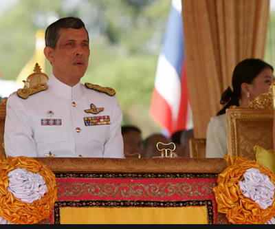 شہزادہ ماہا تھائی لینڈ کے نئے بادشاہ بن گئے