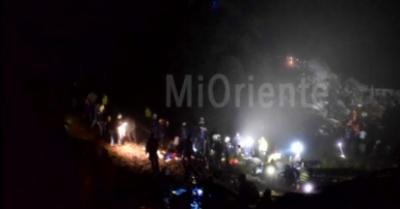 کولمبیا میں مسافر طیارہ گرنے سے25 افراد ہلاک ہوگئے