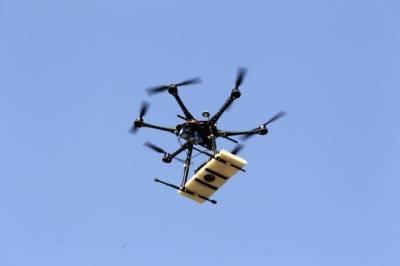 ایک ایسا ڈرون بھی بنالیا گیا ہے جو کئی کلومیٹر دوری سے منشیات اور بارودی مواد کو شناخت کرسکتا ہے