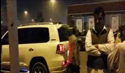 پیپلزپارٹی کے انچاس ویں یوم تاسیس کی تقریبات کے سلسلے میں بلاول بھٹو ذرداری دبئی سے لاہور پہنچ گئے