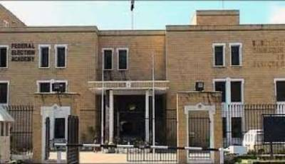 الیکشن کمیشن نے اراکین پارلیمنٹ کے اثاثوں کی چھان بین کی حکمت عملی مرتب کرلی