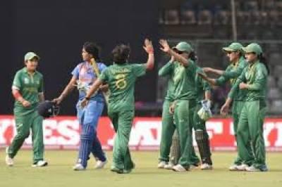 ویمنز ٹی ٹوئنٹی ایشیا کپ کے میچ میں پاکستان نے بنگلہ دیش کو9وکٹوں سے ہرادیا