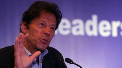 عمران خان نے نواز شریف اور ٹرمپ کی بات چیت کو اچھی خبر قرار دیدیا۔